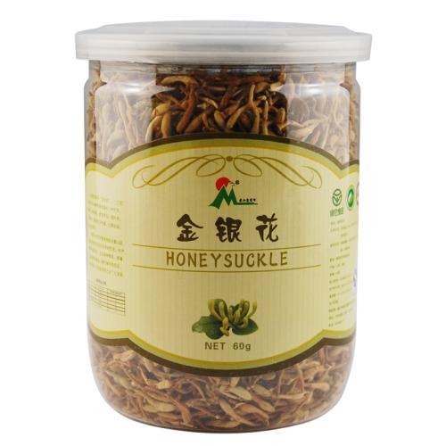 金银花茶啥味道