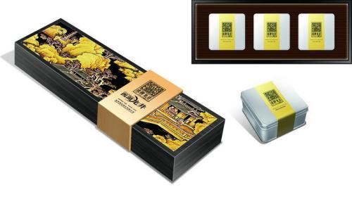 安吉白茶礼盒装价格表