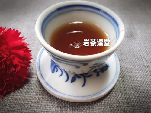 武夷岩茶之水仙