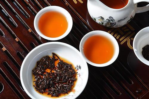 什么是普洱熟茶