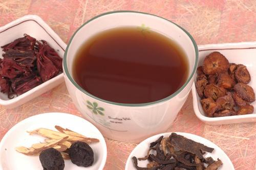 山楂片茶的功效