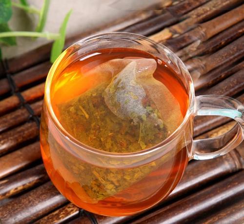 决明子荷叶山楂茶的功效与作用