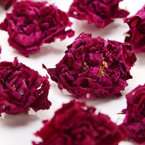 月季花和玫瑰花茶一起泡的功效