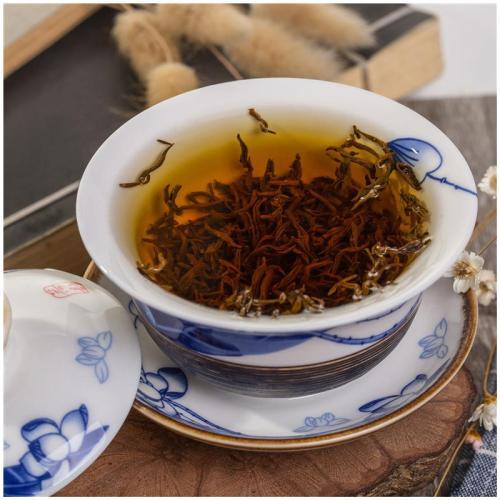 四川红茶历史