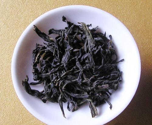 津香露大红袍武夷岩茶