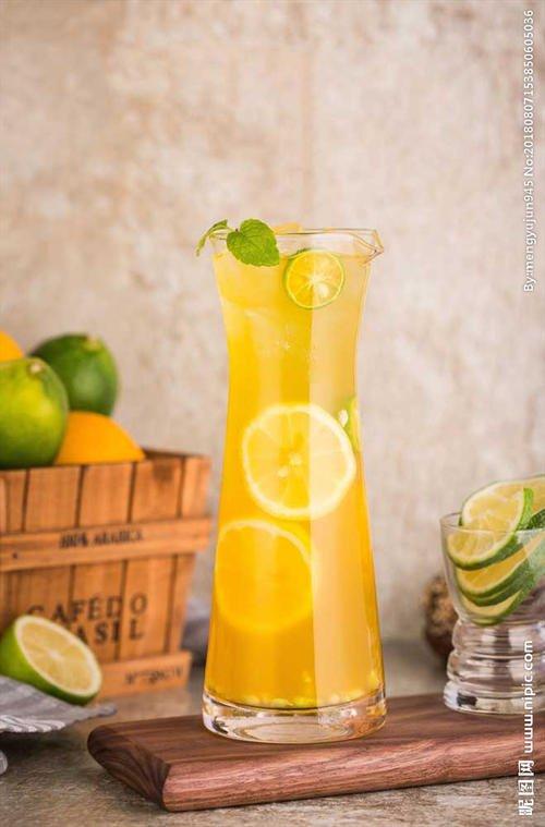 柠檬柚子茶功效与禁忌