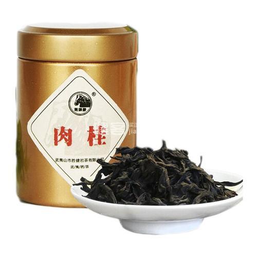 武夷山金奖肉桂茶